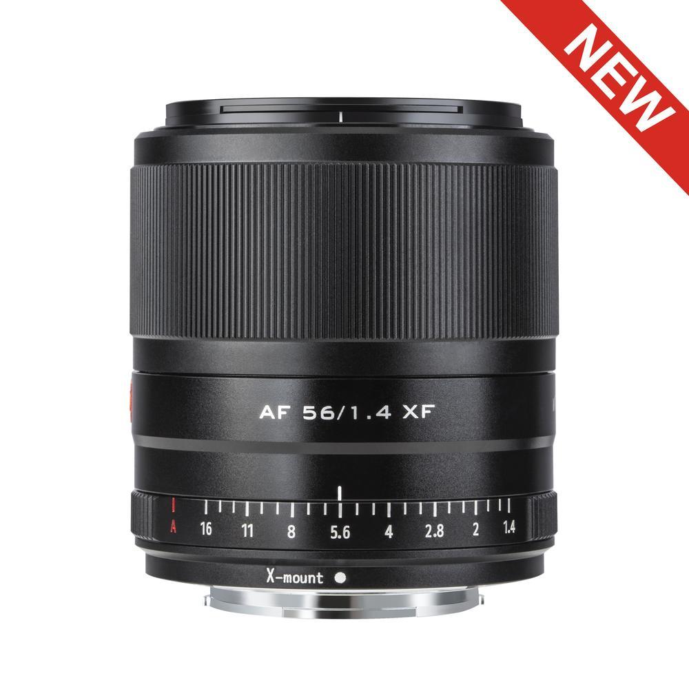 Viltrox 56mm F1.4 XF Large Aperture Autofocus Portrait Lens for Fujifilm X-mount Cameras X-T30/X-T3/X-PRO3/X-T200/X-E3/X-T2